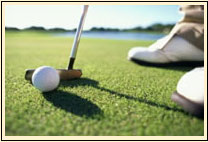 There are 4 golf courses nearby the Mexico vacation home in Manzanillo.